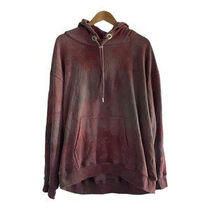 The Arrivals Chroma Unisex Tie Dye Hoodie Large